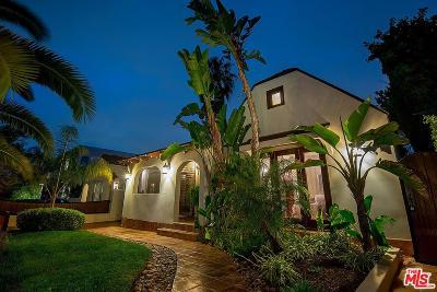 Los Angeles County Single Family Home For Sale: 615 North Curson Avenue