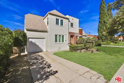 Los Angeles County Single Family Home For Sale: 1113 Hauser