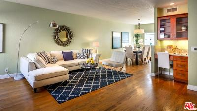 Los Angeles Condo/Townhouse For Sale: 3647 Keystone Avenue #2