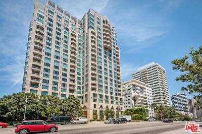 Los Angeles Condo/Townhouse For Sale: 10727 Wilshire #2002