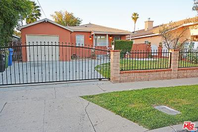 Canoga Park Single Family Home For Sale: 21041 Runnymede Street