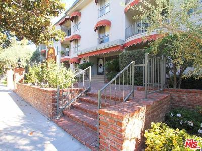Pasadena Condo/Townhouse For Sale: 330 South Mentor Avenue #138