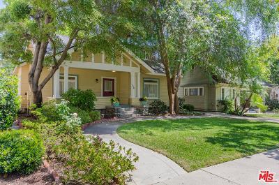 Pasadena Single Family Home For Sale: 370 South Oakland Avenue