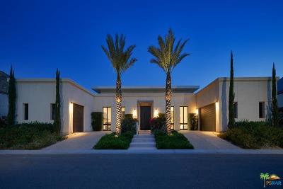 Palm Springs CA Single Family Home For Sale: $1,850,000
