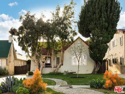 Los Angeles County Single Family Home For Sale: 1249 Keniston Avenue