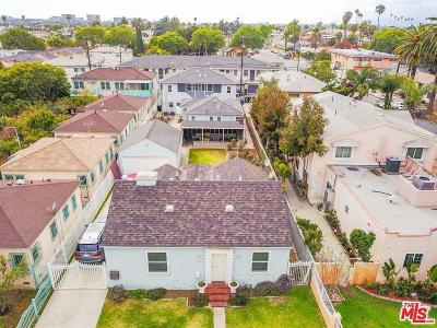 Inglewood Residential Income Pending: 805 South Osage Avenue