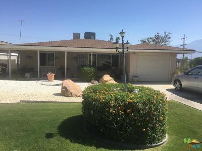 Desert Hot Springs Single Family Home For Sale: 66915 Desert View Avenue