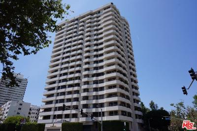 Los Angeles Condo/Townhouse For Sale: 10601 Wilshire #PHE