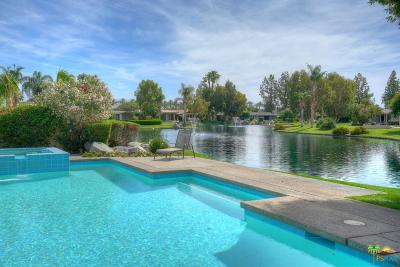 Rancho Mirage Single Family Home For Sale: 6 Hampton Court
