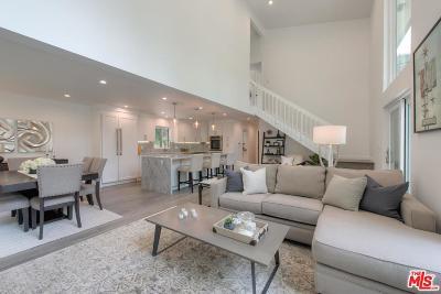 Studio City Single Family Home For Sale: 3906 Alta Mesa Drive