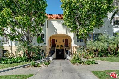 Los Angeles County Condo/Townhouse For Sale: 1345 North Hayworth Avenue #213