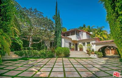 Los Angeles County Single Family Home For Sale: 1254 North Doheny Drive