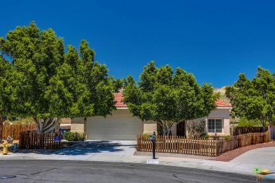 Desert Hot Springs Single Family Home For Sale: 9736 Avenida Delores