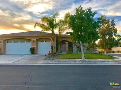 Rancho Mirage Single Family Home For Sale: 25 Napoleon Road