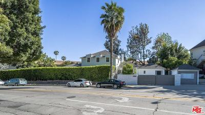 Sunset Strip - Hollywood Hills West (C03) Single Family Home For Sale: 8010 Hollywood