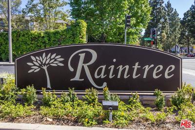 Culver City Condo/Townhouse For Sale: 4910 Tara Terrace