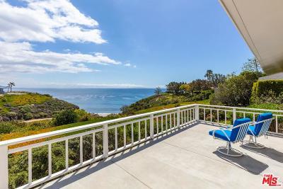 Malibu Single Family Home For Sale: 6734 Zumirez Drive