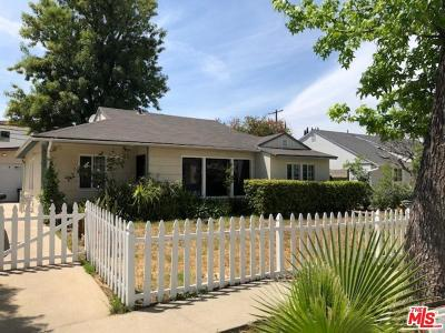 Tarzana Rental For Rent: 5161 Lindley Avenue