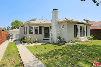 Los Angeles Single Family Home For Sale: 11350 Burnham Street