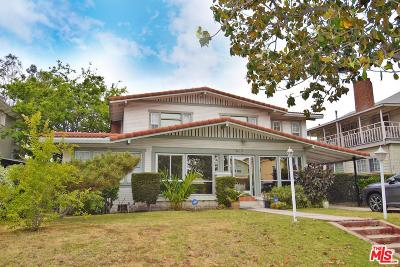 Los Angeles County Single Family Home For Sale: 1053 South Wilton Place