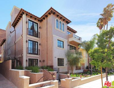 Beverly Hills Rental For Rent: 208 South Lasky Drive #201