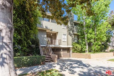 Condo/Townhouse For Sale: 1714 Stoner Avenue #7