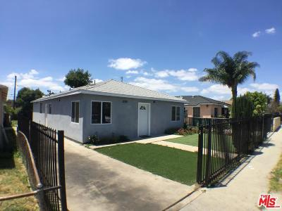 Los Angeles Single Family Home For Sale: 12911 Cook Street
