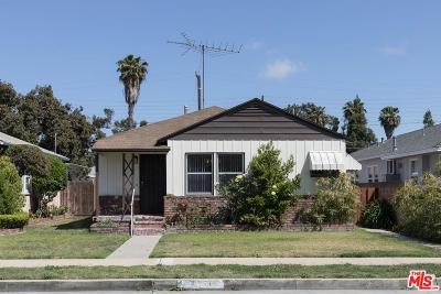 Culver City Single Family Home For Sale: 11042 Aletta Avenue