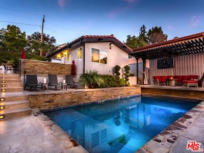 Calabasas Single Family Home For Sale: 3532 Mesquite Drive