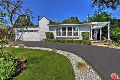 Sherman Oaks Single Family Home For Sale: 4743 Columbus Avenue