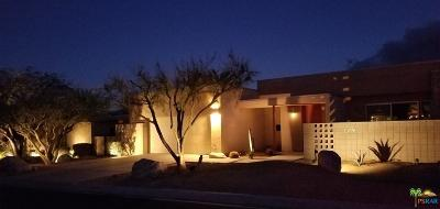 Palm Springs CA Single Family Home For Sale: $780,000