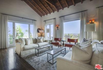 Single Family Home For Sale: 8222 Hollywood Boulevard