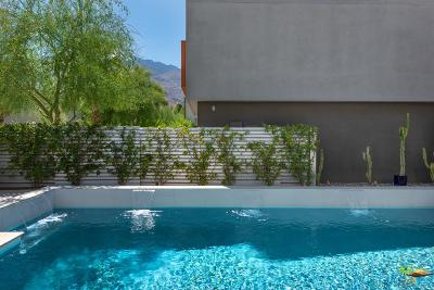 Palm Springs Single Family Home For Sale: 1064 Dane Drive
