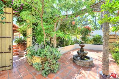 Topanga Single Family Home For Sale: 20333 Reigate Road