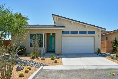 Palm Springs Single Family Home For Sale: 4280 Rex Court
