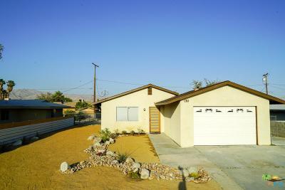 Desert Hot Springs Single Family Home For Sale: 16290 Via Vista