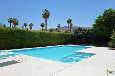 Palm Springs CA Condo/Townhouse For Sale: $699,000