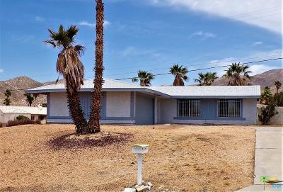Desert Hot Springs Single Family Home For Sale: 66832 Mission Lakes Boulevard