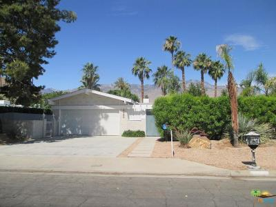 Palm Springs Single Family Home For Sale: 2489 South Broadmoor Drive