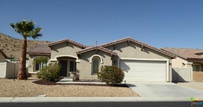 Desert Hot Springs Single Family Home For Sale: 64210 Olympic Mountain Avenue