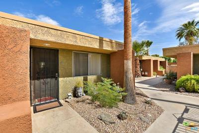 Palm Springs Condo/Townhouse For Sale: 365 North Saturmino Drive #14