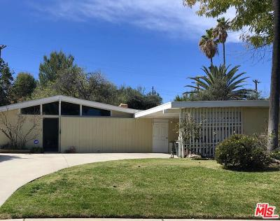 Woodland Hills Single Family Home For Sale: 19858 Friar Street