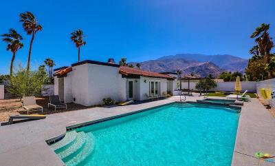 Palm Springs CA Single Family Home For Sale: $539,000