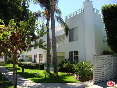 Santa Monica Rental For Rent: 1330 Stanford Street #B