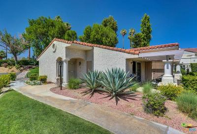 Palm Springs CA Condo/Townhouse For Sale: $193,000