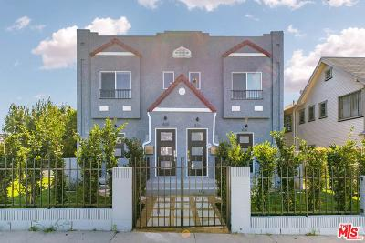 Condo/Townhouse For Sale: 424 North Rampart Boulevard