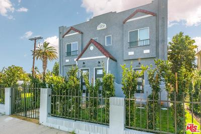 Condo/Townhouse For Sale: 426 North Rampart Boulevard
