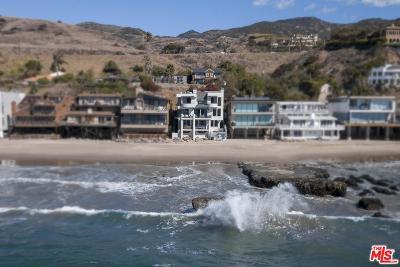 Single Family Home For Sale: 25252 Malibu Road