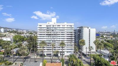 West Hollywood Rental For Rent: 838 North Doheny Drive #807