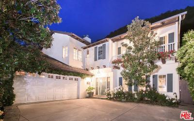 Beverly Hills Rental For Rent: 2074 North Beverly Drive